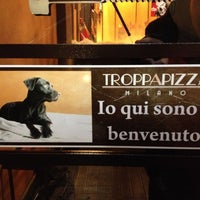 Photo taken at Troppapizza by iu on 12/16/2012