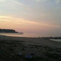 6/16/2013 tarihinde Tayfun K.ziyaretçi tarafından Karaburun Plajı'de çekilen fotoğraf