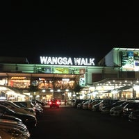 Photo taken at Wangsa Walk Mall by Geethu on 7/6/2013