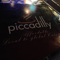 Photo taken at Piccadilly Restaurant by Geethu on 5/7/2013