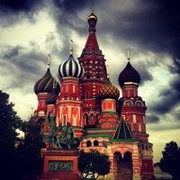 Снимок сделан в Красная площадь пользователем Ricardo R. 7/20/2013