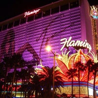 Photo taken at Flamingo Las Vegas Hotel & Casino by Year N. on 4/2/2013