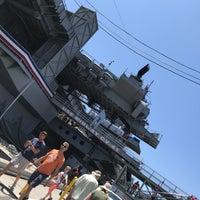 Das Foto wurde bei USS Midway Flight Deck von Abdulelah H. am 8/14/2018 aufgenommen
