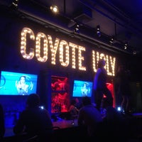Photo taken at Coyote Ugly by Evelina Y. on 2/14/2017