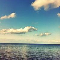 Photo taken at Lake Ladoga by Снежка on 7/6/2013