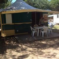 Photo taken at Camping Ca'Savio by Simon S. on 8/6/2014