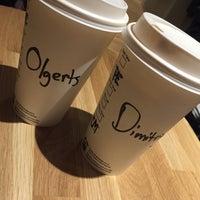 Photo taken at Starbucks by Anastasija K. on 3/10/2015