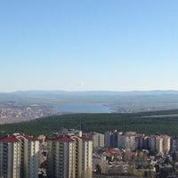 4/12/2013 tarihinde İlkin K.ziyaretçi tarafından Panora Tepe'de çekilen fotoğraf