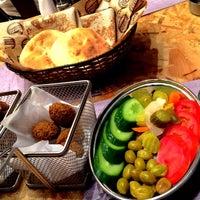 Photo taken at Operation:Falafel by Nasser A. on 3/20/2014