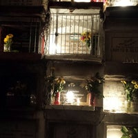 Photo taken at Calamba Cemetery by Anbelievable V. on 11/1/2013