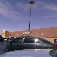 Photo taken at Walmart Supercenter by Deina B. on 4/7/2013