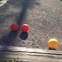 Photo taken at Parc Dollard by Sebastien D. on 7/25/2013