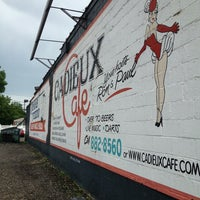 Photo taken at Cadieux Cafe by Brad M. on 6/28/2013