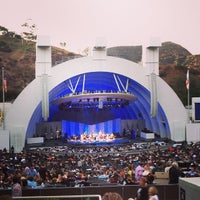 Foto tomada en The Hollywood Bowl  por Erin G. el 8/5/2013