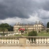 7/11/2018にEsra S.がGrand Bassin du Jardin du Luxembourgで撮った写真