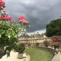 Foto tomada en Grand Bassin du Jardin du Luxembourg por Esra S. el 7/11/2018