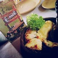Снимок сделан в Этно-ресторан ''Ё-моё'' пользователем Yulia K. 7/4/2013