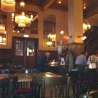 Photo taken at Grand Café Brinkmann by Jan V. on 5/16/2013