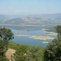 Photo taken at Altinkaya Baraj Golu by Murat S. on 3/16/2016