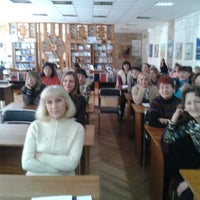 3/27/2013にИгорь Б.がЦентральная библиотека им. Кропивницкого / Kropyvnytsky Public Libraryで撮った写真