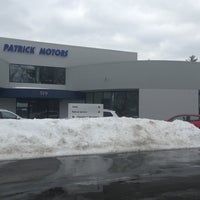 Photo taken at Patrick Volkswagen by Patrick VW on 2/12/2013