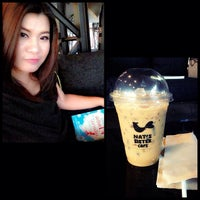 Photo taken at NAT's SISTER CAFe' by Angelnanny T. on 12/22/2013