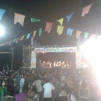 Photo taken at Espaço cultural by Luh M. on 6/23/2013