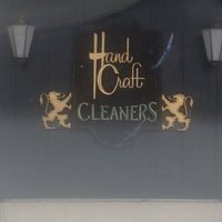 Photo taken at Hand Craft Cleaners by Jeffrey B. on 3/28/2013