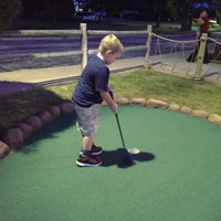 Photo taken at Lost Mountain Adventure Golf by Cristine K. on 8/25/2013