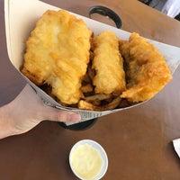8/20/2018にStephanie Y.がPajo's Fish & Chips The Wharfで撮った写真