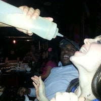 Photo taken at Saga Steakhouse & Sushi Bar by Evelyn on 3/10/2013