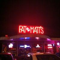 Foto scattata a Fat Matt's Rib Shack da MeweHa il 2/28/2013