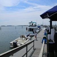 Photo taken at Cedar Island Marina by Cedar Island Marina on 5/22/2014