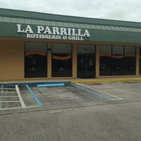 Photo taken at La Parrilla Rotisserie & Grill by Omar M. on 7/21/2013