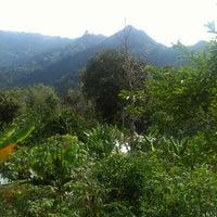 Photo taken at Finca Santa Barbara by Alvaro O. on 6/30/2013