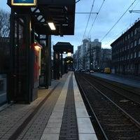 Photo taken at U Immermannstr. / Klinikzentrum Nord by Siegfried B. on 4/9/2013
