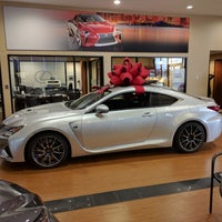 Photo taken at Meade Lexus of Southfield by Justin E. on 12/7/2017