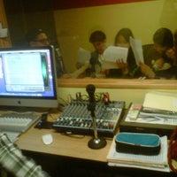 Photo taken at Cabina De Radio by Oswaldo S. on 4/17/2013