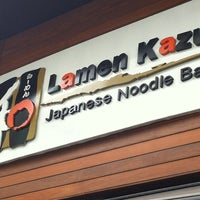 Foto tirada no(a) Lamen Kazu por Adriano B. em 12/23/2012