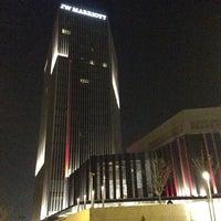 3/13/2013 tarihinde Gökmen Ş.ziyaretçi tarafından JW Marriott Hotel Ankara'de çekilen fotoğraf
