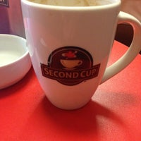 Photo taken at Second Cup by Mihaela D. on 4/3/2013