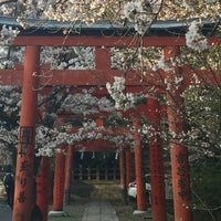 Photo taken at 竹中稲荷神社 by ひとま S. on 3/26/2018