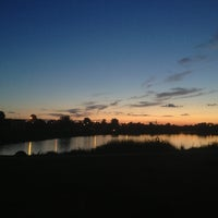 Photo taken at Озеро «Райдужне» by Анастасия Ч. on 8/16/2013