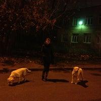 Photo taken at Аллея by Rita S. on 10/15/2013