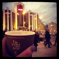 Photo taken at Кофеин by Rita S. on 10/9/2013
