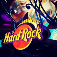 Photo taken at Seminole Hard Rock Hotel & Casino by Seminole Hard Rock Hotel & Casino Hollywood, FL on 6/25/2013