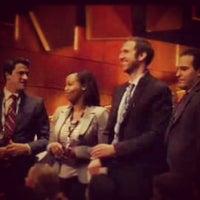12/6/2013 tarihinde Michael L.ziyaretçi tarafından Greenberg Theatre'de çekilen fotoğraf