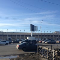 Снимок сделан в Футбольный клуб «Зенит» / FC Zenit пользователем Egor U. 4/6/2013