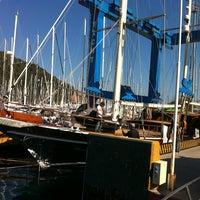 Photo prise au Marmaris Yacht Marina par Turkyacht le4/13/2013