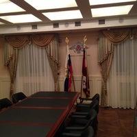 Photo taken at Федеральная миграционная служба (ФМС России) by Valeron V. on 5/2/2013
